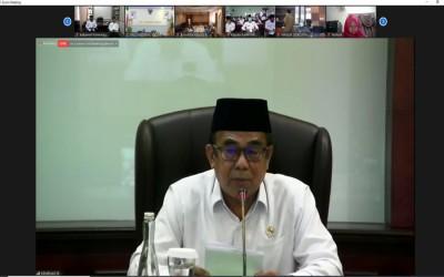 Menag Launching MTQ Nasional ke-28 di Kota Padang, Sumatera Barat